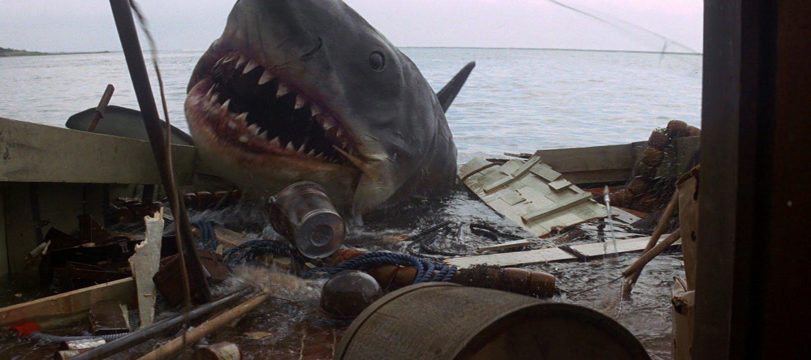 Tiburón cumple 40 años: 20 cosas que (quizás) no sabías del
